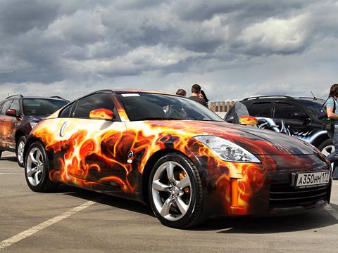 Фестиваль живописи на автомобилях АЭРОГРАФ 2009 (aero-01.jpg)